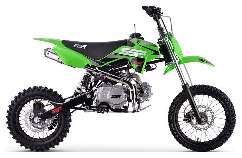 2020 SSR Motorsports SR125 Semi in Chula Vista, California