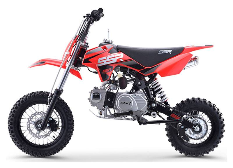 2020 SSR Motorsports SR110DX in Roselle, Illinois - Photo 2