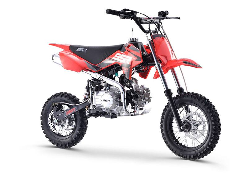 2020 SSR Motorsports SR110DX in Lafayette, Indiana - Photo 3
