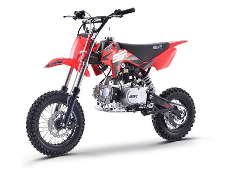 2020 SSR Motorsports SR110DX in Chula Vista, California - Photo 4