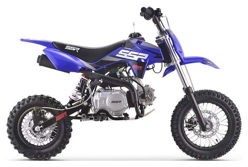 2020 SSR Motorsports SR110 Semi in Little Rock, Arkansas