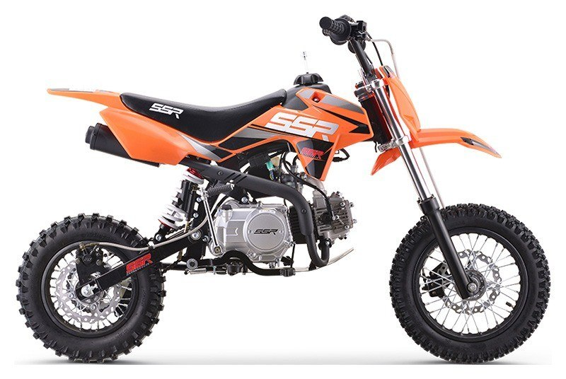 2020 SSR Motorsports SR110 Semi in Sanford, North Carolina