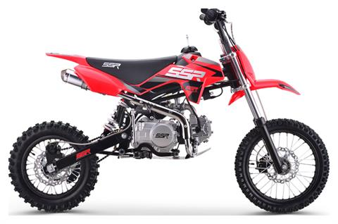 2020 SSR Motorsports SR125 in Bristol, Virginia - Photo 1
