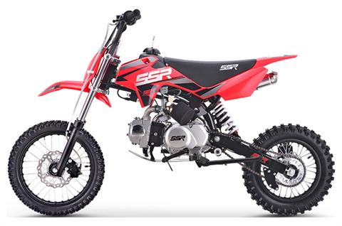 2020 SSR Motorsports SR125 in Fremont, California - Photo 2
