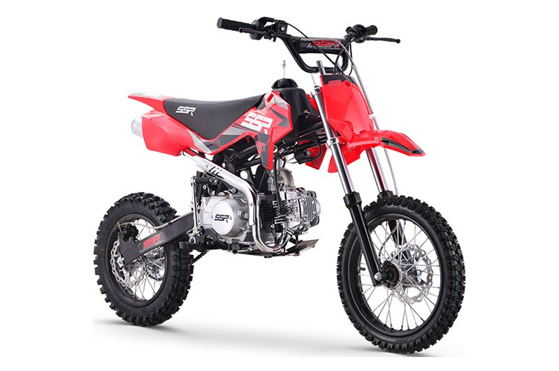 2020 SSR Motorsports SR125 in Chula Vista, California - Photo 3