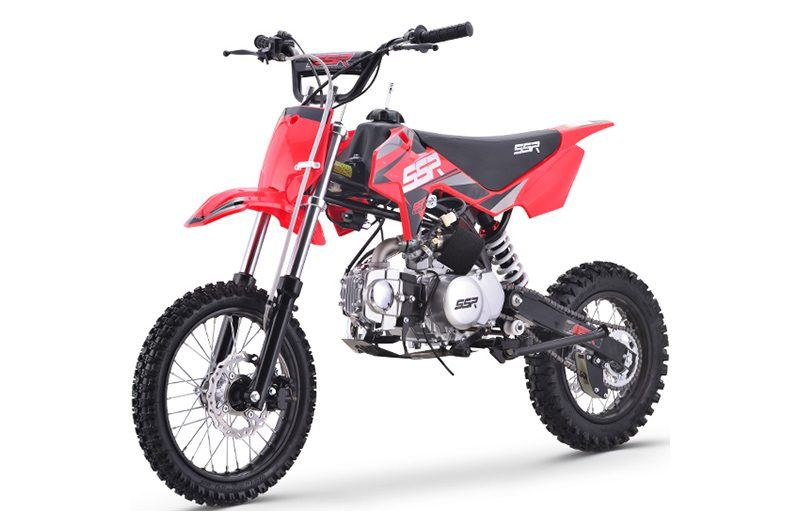 2020 SSR Motorsports SR125 in Chula Vista, California - Photo 4
