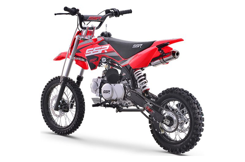 2020 SSR Motorsports SR125 in Chula Vista, California - Photo 5