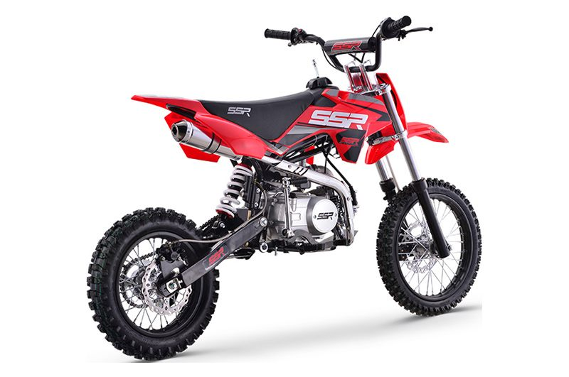 2020 SSR Motorsports SR125 in Chula Vista, California - Photo 6