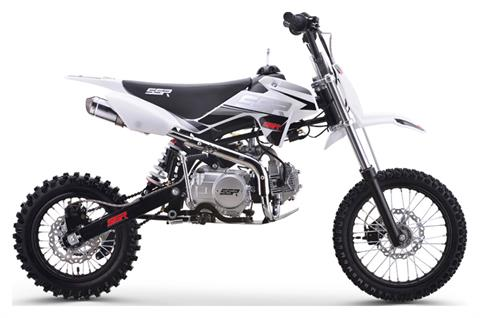 2020 SSR Motorsports SR125 in Little Rock, Arkansas