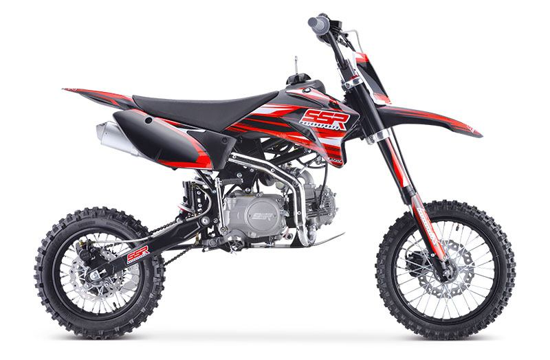 2020 SSR Motorsports SR125TR in Le Roy, New York - Photo 1