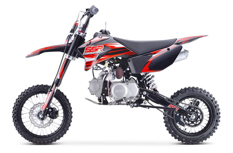 2020 SSR Motorsports SR125TR in Roselle, Illinois - Photo 2