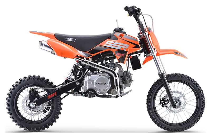 2020 SSR Motorsports SR125 Auto in Sanford, North Carolina