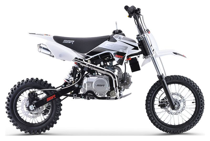 2020 SSR Motorsports SR125 Auto in Mechanicsburg, Pennsylvania