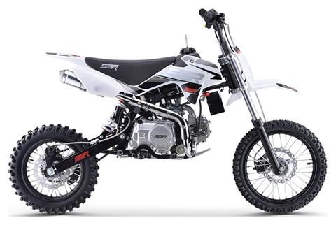 2020 SSR Motorsports SR125 Auto in Hayes, Virginia