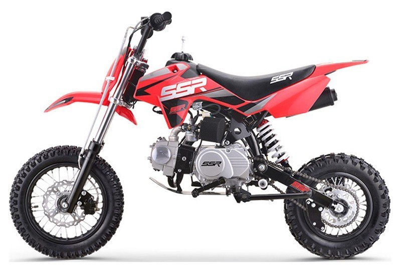 2020 SSR Motorsports SR125 Semi in Chula Vista, California - Photo 2