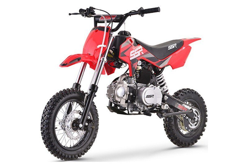 2020 SSR Motorsports SR125 Semi in Chula Vista, California - Photo 4