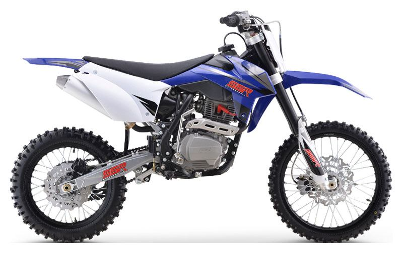 2020 SSR Motorsports SR189 in Petersburg, West Virginia