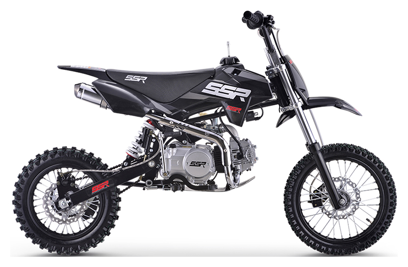 2021 SSR Motorsports SR125 Semi in Mount Sterling, Kentucky