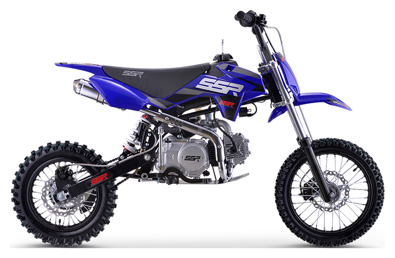 2021 SSR Motorsports SR125 Semi in Chula Vista, California