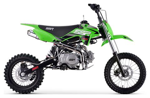 2021 SSR Motorsports SR125 Semi in Fremont, California