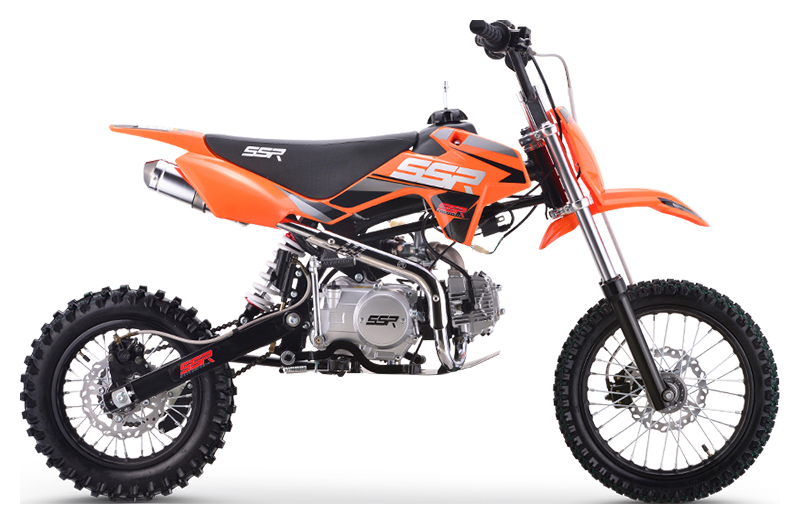 2021 SSR Motorsports SR125 Semi in Coloma, Michigan