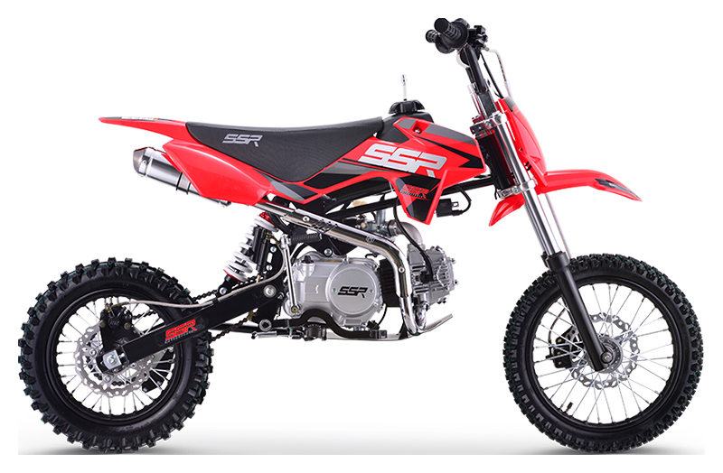 2021 SSR Motorsports SR125 Semi in Greer, South Carolina - Photo 1