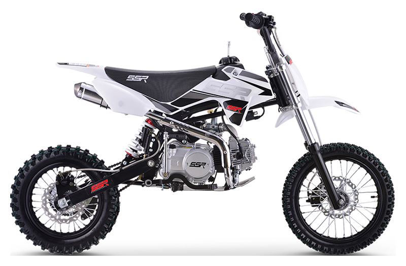 2021 SSR Motorsports SR125 Semi in Mio, Michigan