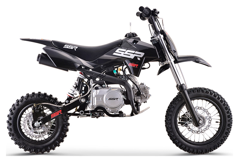 2021 SSR Motorsports SR110 in Greenville, North Carolina