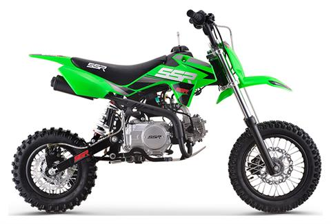 2021 SSR Motorsports SR110 in Forty Fort, Pennsylvania