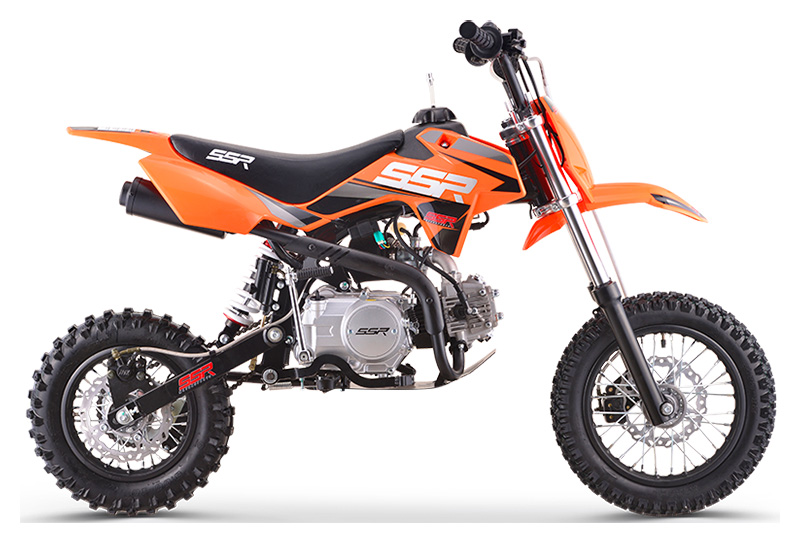 2021 SSR Motorsports SR110 in Belleville, Michigan