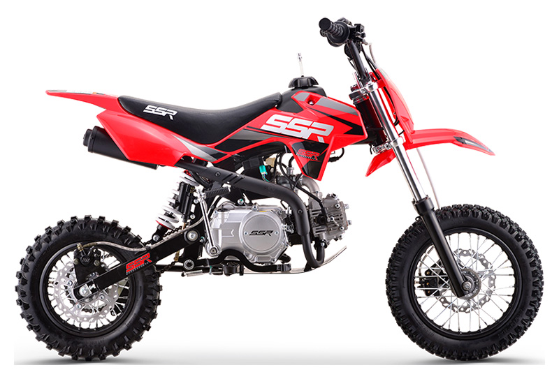 2021 SSR Motorsports SR110 in Leland, Mississippi - Photo 1