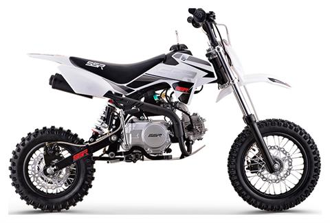 2021 SSR Motorsports SR110 in Greer, South Carolina