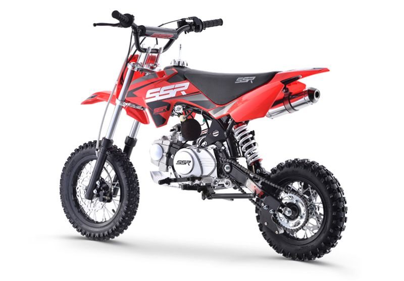 2021 SSR Motorsports SR110DX in Fremont, California - Photo 5