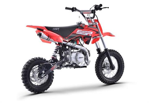 2021 SSR Motorsports SR110DX in Fremont, California - Photo 6