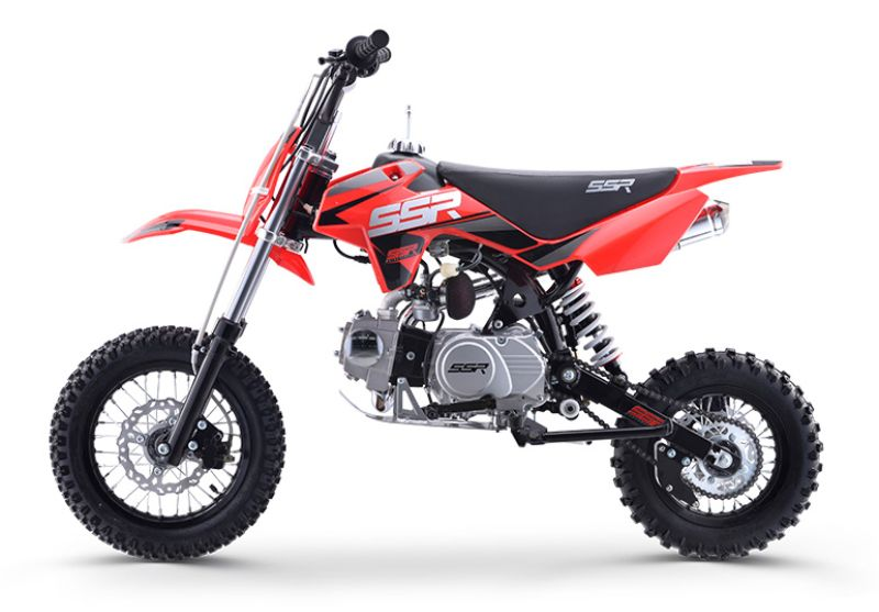2021 SSR Motorsports SR110DX in Coloma, Michigan - Photo 2