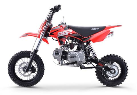 2021 SSR Motorsports SR110DX in Roselle, Illinois - Photo 2