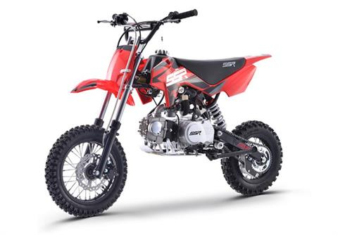 2021 SSR Motorsports SR110DX in Fremont, California - Photo 4