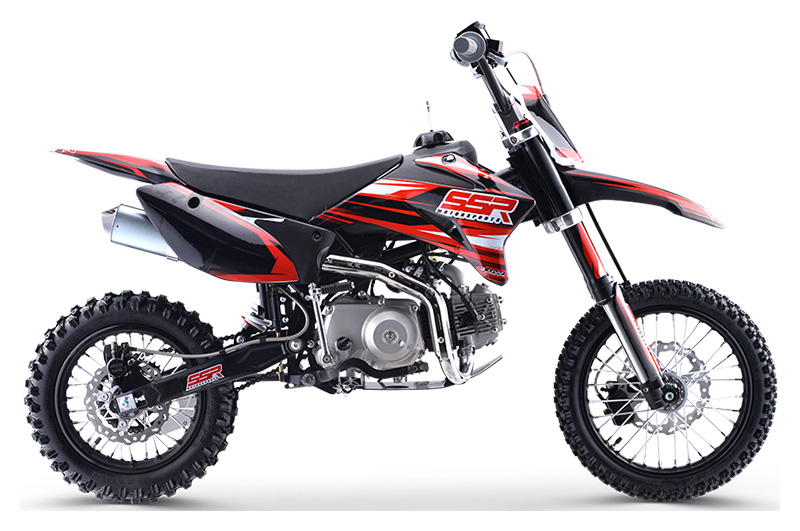 2021 SSR Motorsports SR110TR in Evansville, Indiana - Photo 1
