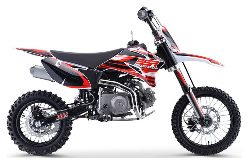 2021 SSR Motorsports SR110TR in Laurel, Maryland