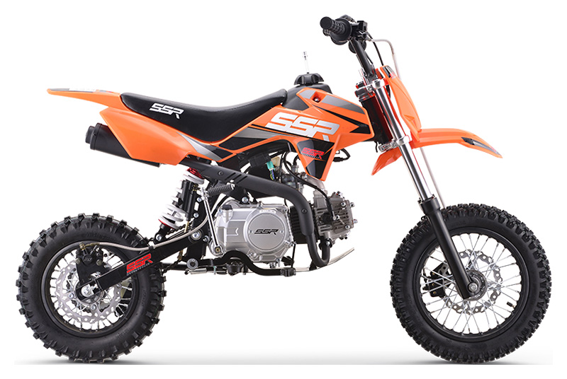 2021 SSR Motorsports SR110 Semi in Greenville, North Carolina