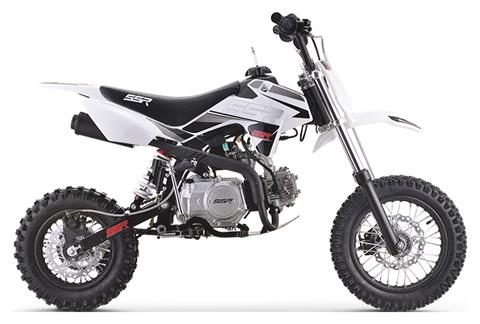 2021 SSR Motorsports SR110 Semi in White Plains, New York