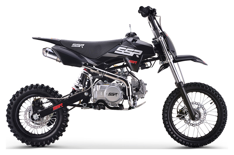 2021 SSR Motorsports SR125 in Little Rock, Arkansas