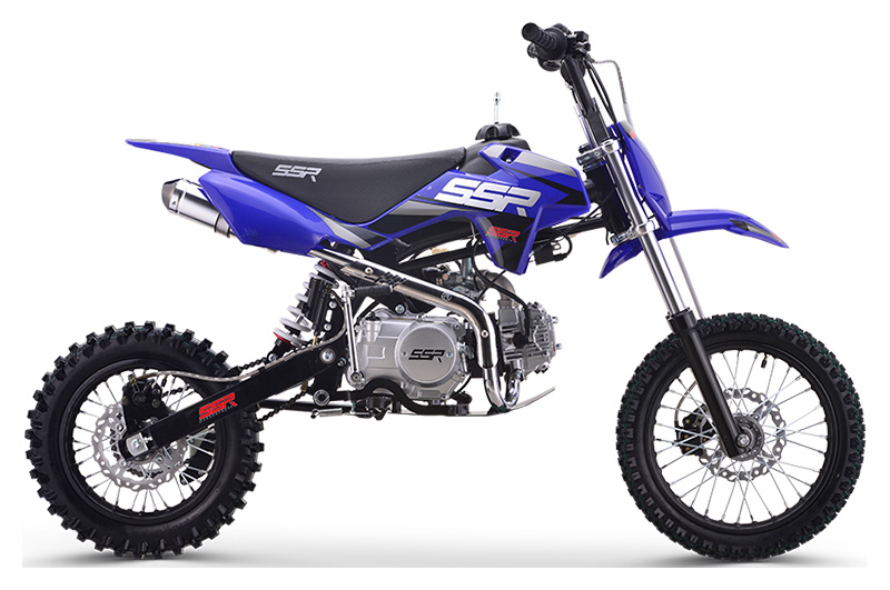 2021 SSR Motorsports SR125 in Mio, Michigan