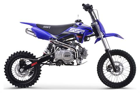2021 SSR Motorsports SR125 in Belleville, Michigan