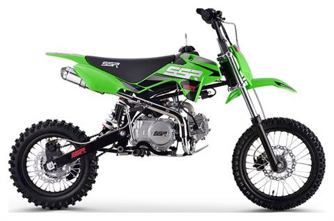 2021 SSR Motorsports SR125 in Mount Sterling, Kentucky