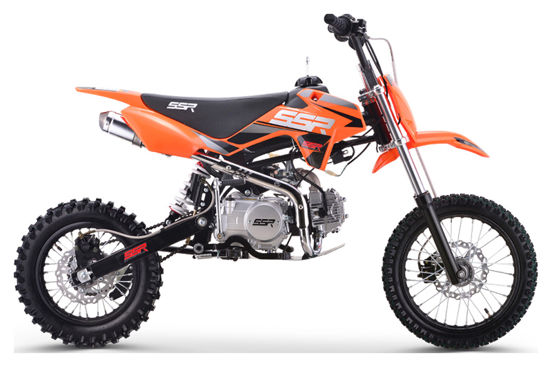 2021 SSR Motorsports SR125 in Greenville, North Carolina