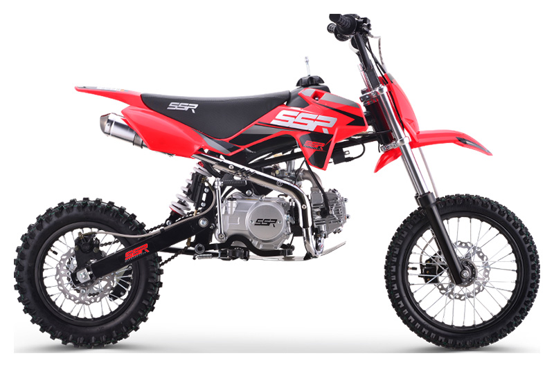 2021 SSR Motorsports SR125 in Moline, Illinois - Photo 1