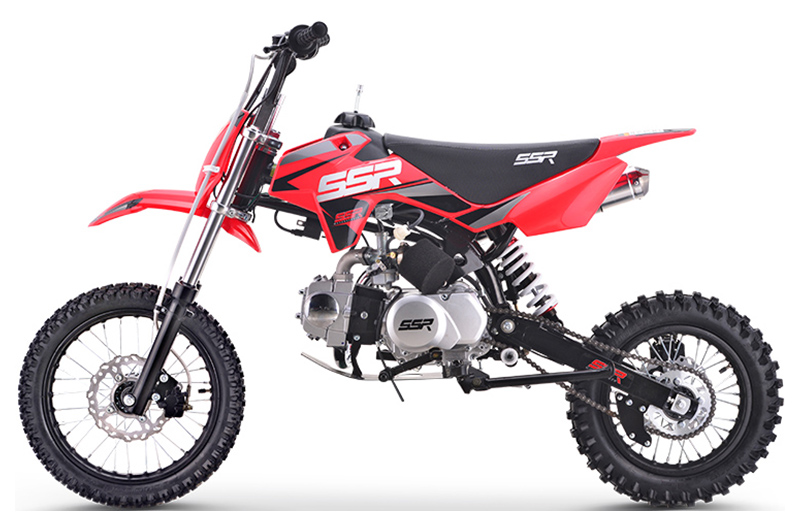 2021 SSR Motorsports SR125 in Le Roy, New York - Photo 2