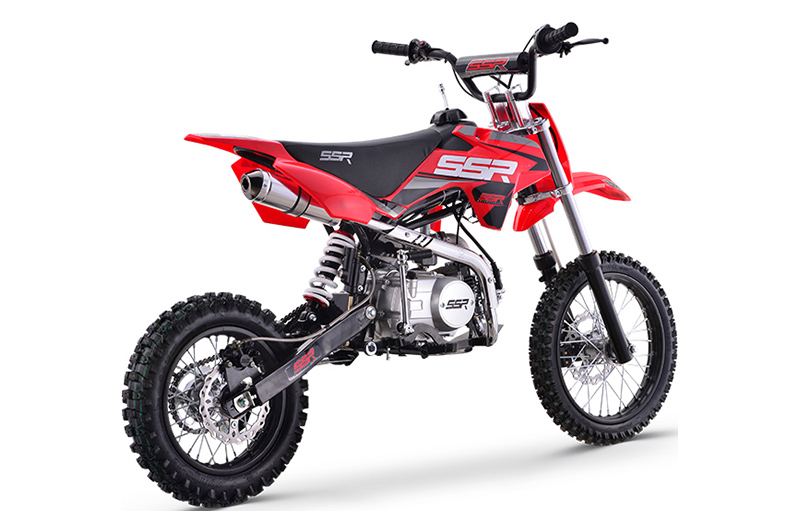 2021 SSR Motorsports SR125 in Paso Robles, California - Photo 6