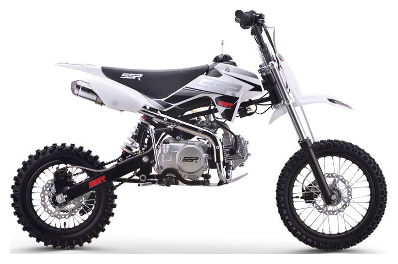 2021 SSR Motorsports SR125 in Elk Grove, California - Photo 4